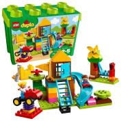 LEGO DUPLO My First Large Playground Brick Box 10864 Building Kit