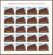 2017 History of American History And Culture Sheet of 20 Forever Stamps Scott 5251 By USPS