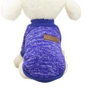 Soft Pets Coat,Hemlock Puppy Dog Sweater Coat Doggy Clothes Winter Warm Sweater