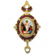 Resurrection of Christ Russian Icon Pendant Ornament 15cm
