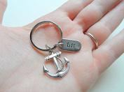 BFF friendship keychain, Anchor keychain, Best Friends Keychai, Holiday Gift ,Gift For Friends, Best Friends Forever