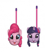 My Little Pony Walkie Talkies - Kids Friendly Static Free 150Meters range.
