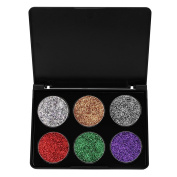 FEITONG Clearance!!!Shimmer Glitter Eye Shadow Powder Palette Matte Eyeshadow Cosmetic Makeup