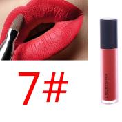 FEITONG Clearance!!!Waterproof Liquid Lipstick Moisturiser Velvet Lipstick Cosmetic Beauty Makeup