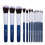 . DELOITO 6Pcs/10Pcs/12PCS Makeup Brush Set Blending Pencil Foundation Eye shadow Eyeliner Cosmetics Brush