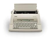 ROYAL(R) Scriptor II 69147T Electronic Typewriter, Taupe