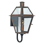 Quoizel Rue De Royal RO8410AC Outdoor Wall Lantern