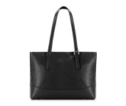 Wittchen Elegance leather bag | Colour: Black | Material: Grain leather | Height (cm): 29 - Width (cm)