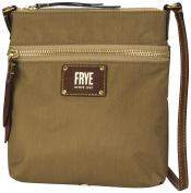 FRYE womens Ivy Zip Crossbody Nylon Handbag