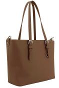 Vanessa & Melissa Women's Shoulder Bag Erhältlich in Grau, Taupe, Braun, Khaki, Grün, brown (Brown) - G1789BN