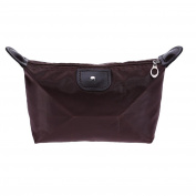 Domybest Women Dumpling Cosmetic Bag Organiser Fashion Lipstick Makeup Holder Container Travel Bags