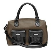 Santini Pocket Bowler handbag