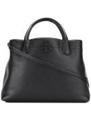 Tory Burch Women's 40405001 Black Leather Handbag