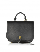Rebecca Minkoff Women's HH17TDNB66001 Black Leather Handbag