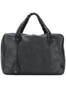 Golden Goose Women's GCOMA701J9 Black Leather Handbag