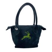 TaschenSensation Women's Top-Handle Bag Blue dark blue M