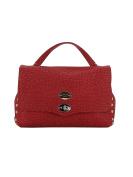 Zanellato Women's 61343473 Red Leather Handbag