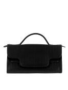 Zanellato Women's 65186002 Black Leather Handbag