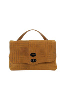 Zanellato Women's 61341969 Brown Leather Handbag