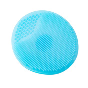 Pinzhi Blue Silica Gel Wash Pad Face Exfoliating Blackhead Cleaning Brush Beauty Of Tool HOT
