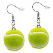 SoulCats® 1 pair of tennis ball earrings