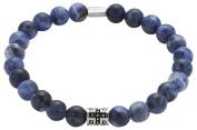 JEWELS BY LEONARDO Men Stainless Steel Stretch Bracelet - 16569