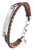 s.Oliver Men Stainless Steel ID Bracelet - 2020904