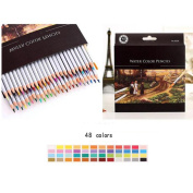 Yesiidor Colouring Pencils Colour Pencil Set For Drawing Colouring Pages - Great Art School Supplies For Kids & Adults Colouring Books