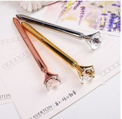 J*myi Crystal Diamond Ballpoint Pen for Office Supplies School Stationery