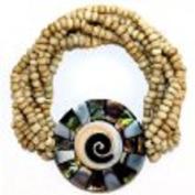 Shell Bracelet - Ivory