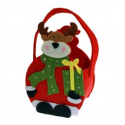 Xmas Felt Bag - Rudolf