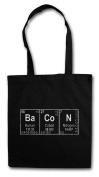 Ba Co N I Shopper Reusable Hipster Shopping Cotton Bag