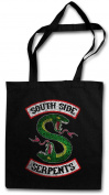 South Side Serpents Shopper Reusable Hipster Shopping Cotton Bag