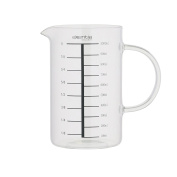 Glass Measuring Cup Measuring Cups Kitchen Tools Measuring Jug Carafe 1000ml