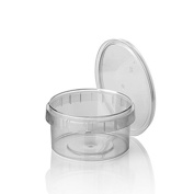 PAPSTAR Food Cup, Round, 500ml, Transparent