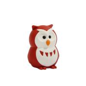 Iwako brown owl eraser