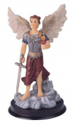 StealStreet Ss-G-306.56 Archangel Jehudiel Holy Figurine Religious Decoration Decor, 15cm