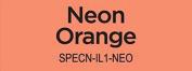 Spectrum Noir Illustrator Twin End Artist Craft Pen Set - Neon Orange