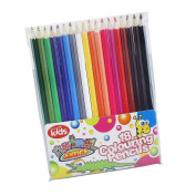 18 x COLOURING PENCILS PAINTING ART SCHOOL OFFICE CRAFT SUPPLIES