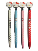 Cute Hello Kitty Kawaii 0.5mm Mechanical Push Pencil Blue - UK Shipped