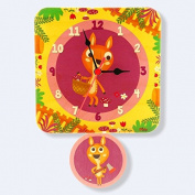 Dida - Pendulum Clock for Kids - Fawns
