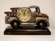 Sculpture Car Clock (H x W)