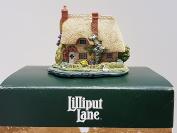 Lilliput Lane - Riverside Cottage, Made In England