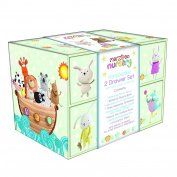 Robert Frederick 2 Drawer Baby Keepsake Box - Marzipan Baby, Assorted
