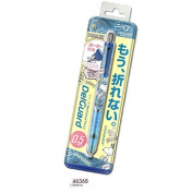 Snoopy 0.5mm Zebra Delguard Mechanical Pencil Blue Snoopy and Woodstock CR46368
