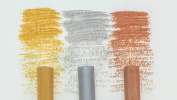 SAA Artists 3 Soft Pastels -Pearl Colours