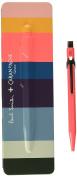 Caran D'ache Ballpoint Pen Paul Smith Coral Pink