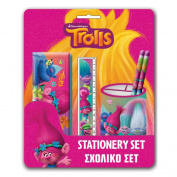 Trolls Stationery Set