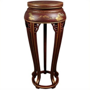 90cm Lacquer Plant Stand