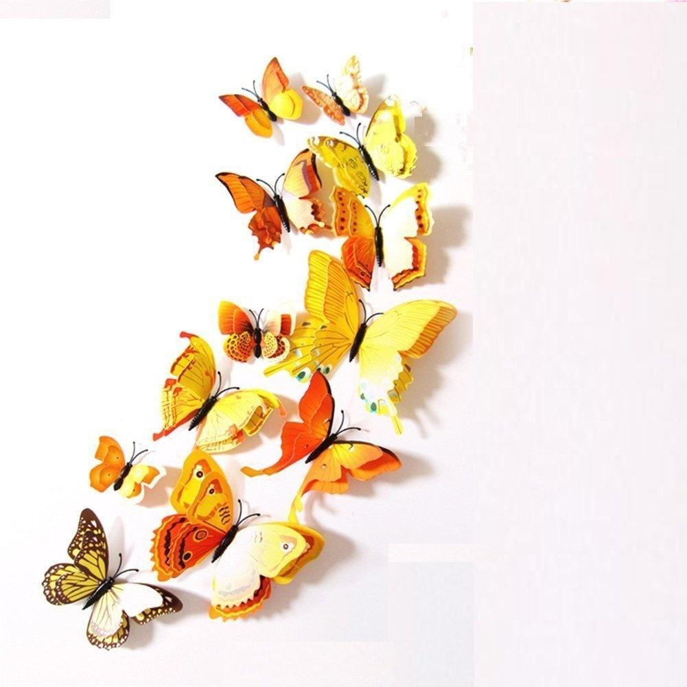 3d Butterfly Wall Sticker Homeware: Buy Online from Fishpond.co.nz